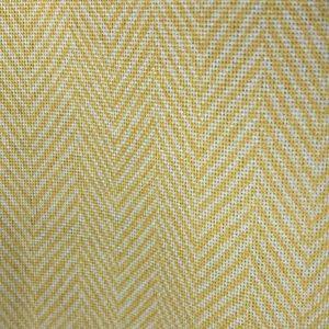 "Tommy Bahama Yellow Herringbone Tablecloth 62""x82"""